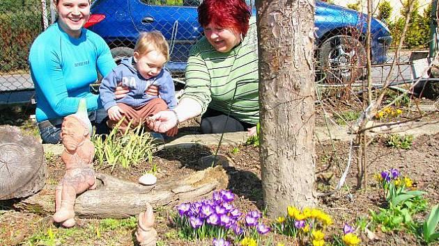 První jarní dny