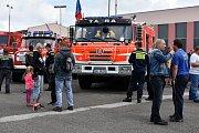 Konal se osmý ročník Zbirožského hasičského tatrování.