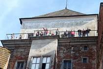 Rožmitálský zámek navštívilo přes 200 lidí