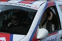 33. ročník Rally Příbram. Start.