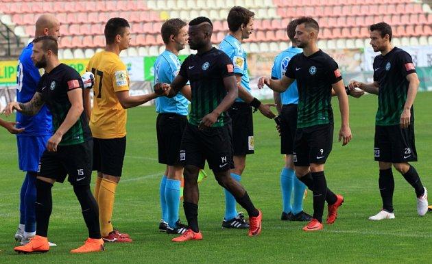 FNL: 1. FK Příbram - Sokolov 1:0.