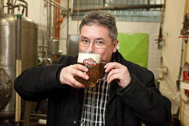 Pivo Herold je vyváženo do několika zemí světa.