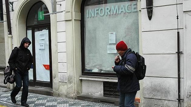 Středočeské infocentrum v Praze