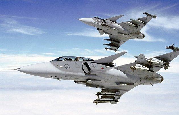 V Brdech budou i ostré bojové střelby z letadel.