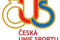Logo České unie sportu (ČUS).