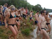 Šestý závod Brdman Adventure - Novoknínský triatlon 2010.