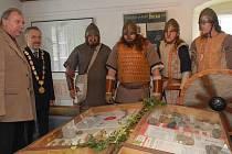 Vikingové v Novém Kníně.
