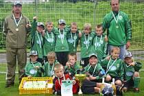Vítěz turnaje: 1.FK Příbram.