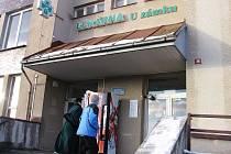 Zdravotní středisko v Dobříši