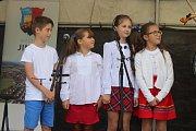 V Jincích v sobotu uspořádali akci na počest 100. výročí vzniku Československa. Slavnostní zasaze