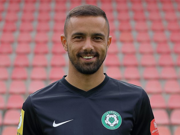 Zoran Danoski ještě v dresu 1. FK Příbram