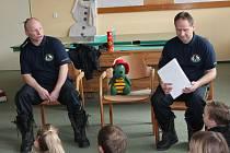 Z programu bezpečného chování na Základní škole pod Svatou Horou v Příbrami.