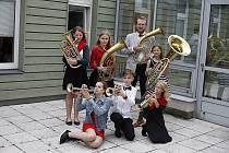 Brass Band Příbram.