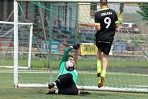 Jihlava v Superlize malého fotbalu hostí Příbram.