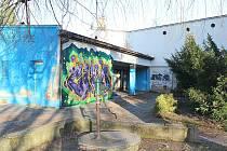 Objekt bývalého dobříšského kina v současné době využívá klub Biják.