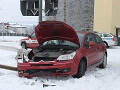 Letos v lednu řešili příbramští dopravní policisté o osm nehod méně, než za stejné období v roce 2017.