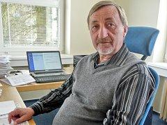 ŘEDITEL STROSU Ladislav Filip říká, že největší starostí v současnosti je získat dostatek kvalifikovaných zaměstnanců.