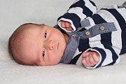 Michael Michálek se narodil 8. dubna 2019 s váhou 3,04 kg a mírou 51 cm Renatě a Martinovi z Příbrami. Doma už se těší Dominik (10) a Daniel (8).