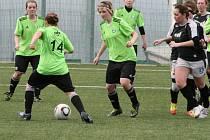 3. liga žen: Příbram - Mořina.