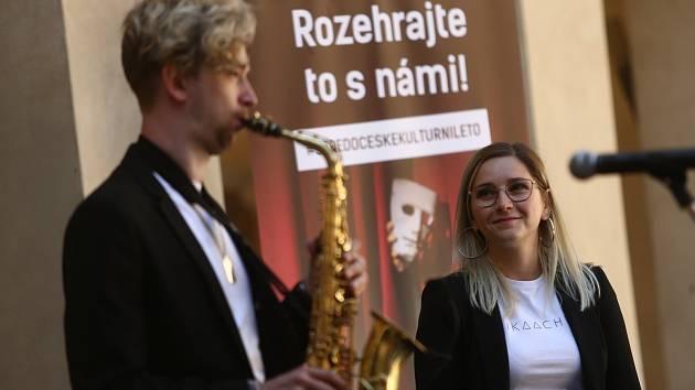 Tiskovka v muzeu Středočeského kraje v úterý 8. června.
