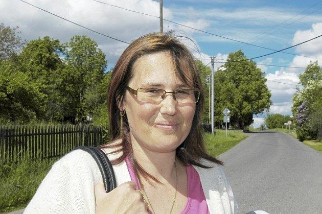 Jitka Procházková.
