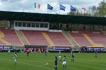 Příbram je jedním ze čtyř měst, kde se od 2. do 11. května bude hrát Mistrovství Evropy fotbalistek do 17 let.
