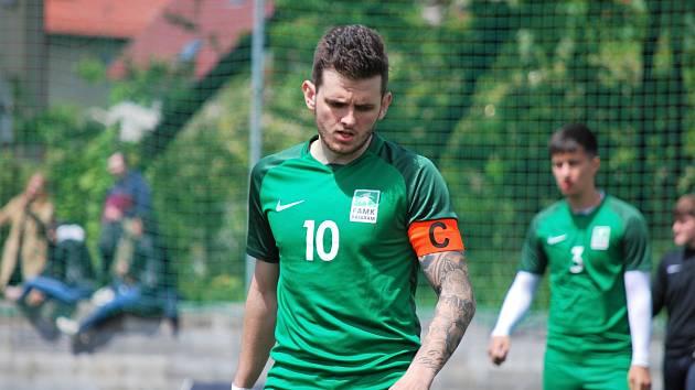 Výběr Příbrami postoupil do Superfinále letošního ročníku soutěže v malé kopané v kategorii U23.