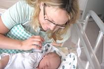 V pondělí 24. září maminka Petra a tatínek Marek z Bezděkova přivítali na světě prvorozeného syna Marka Citerbarta, který v ten den vážil 3,94 kg a měřil 52 cm.