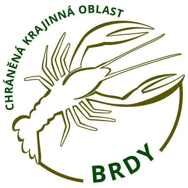 Nové logo CHKO Brdy.
