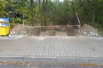 Zastávky městské hromadné dopravy v Příbrami.