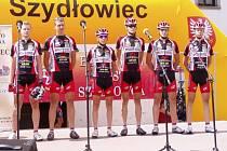 Cyklisté CK Windoors Příbram se zúčastnili mezinárodního závodu v Polsku.