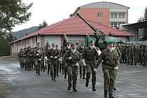 Kulaté, sedmdesáté výročí legendární bitvy u polského Jasla si jinečtí dělostřelci připomněli ve čtvrtek 15. ledna společně s druhoválečným veteránem a přímým účastníkem bojů u Jasla brigádním generálem Miroslavem Masopustem.
