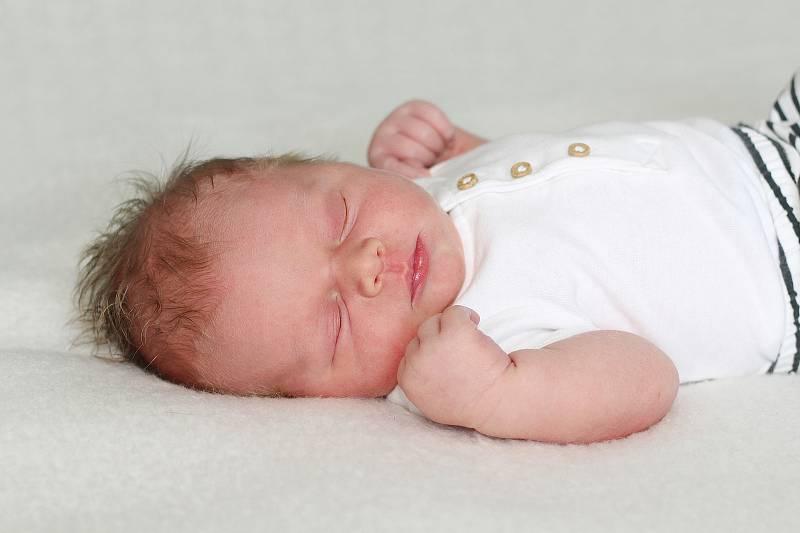 Nathan Paul se narodil 14. září 2021 v Příbrami. Vážil 3840 g. Doma v Praze ho přivítali maminka Eliška, tatínek Milan a tříletá Lily.