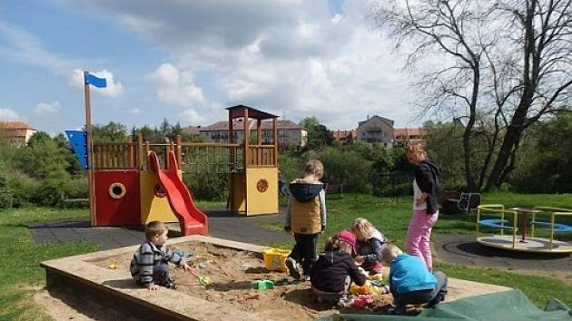 Rodinné centrum Dobříšek.