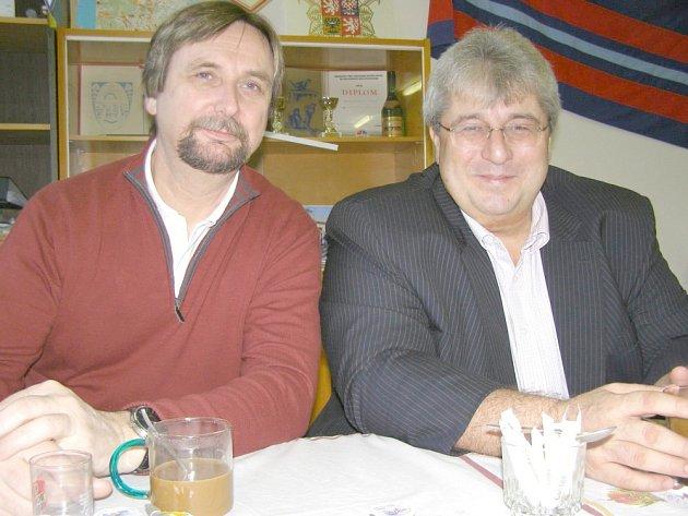 Valná hromada Sboru dobrovolných hasičů Březové Hory a návštěva hejtmana Řiháka SDH Obecnice.
