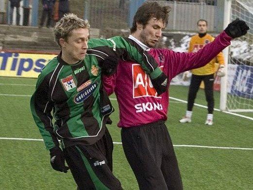 Fotbalisté Marily mají za sebou první dva zápasy Tipsport ligy 2008.