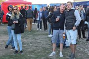 V sobotu 29. září se uskutečnil v podhradí zámku již sedmý ročník Mníšeckých pivních slavností.