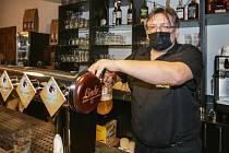 Majitel pivovaru Malý Janek v Jincích na Příbramsku Jiří Janeček.