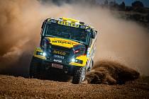 Poslední Test. Martina Macíka čeká před Dakarem 2020 Rallye du Maroc.