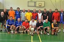 Závěrečný turnaj 14. ročníku nohejbalového Satelitu.