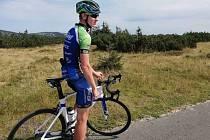 Příbramský cyklista Tomáš Jakoubek byl nominován do reprezentačního týmu U23.