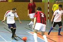Čtvrtfinále OP futsalistů: Skaut 2006 - MFC Botafogo.