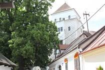 Zámek v Rožmitále ožívá i kulturními akcemi.