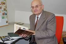 Učitel a spisovatel Josef Fryš z Příbrami.