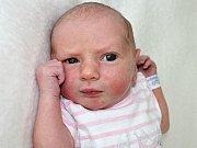 HEDVIKA HRBKOVÁ se narodila v sobotu 5. srpna o váze 3,12 kg rodičům Michaele a Ondřejovi z Plzně.