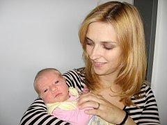 Zuzanka Vodenková, dcerka maminky Simony a tatínka Tomáše z Kosovy Hory, poprvé spatřila svět ve čtvrtek 29. srpna, vážila 2,42 kg a měřila 45 cm. Vyrůstat bude s tříletým bráškou Toníkem.