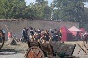 Akce velmi volně připomněla bitvu z roku 1639.