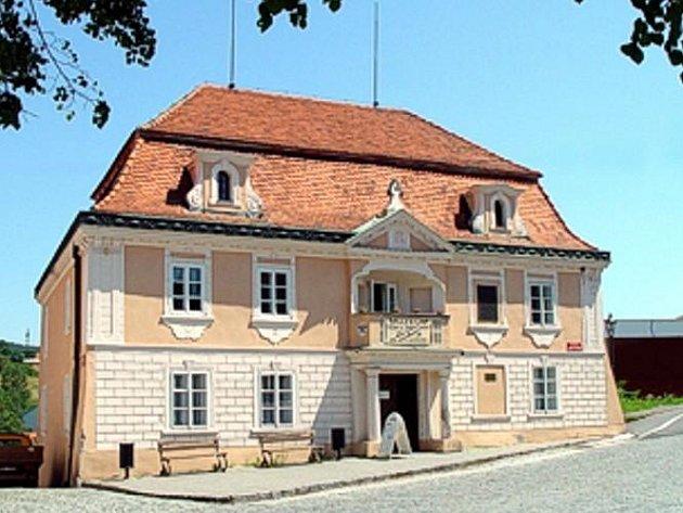 Muzeum zlata Nový Knín.