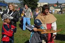 V Podlesí se v sobotu uskutečnilo již tradiční Loučení s prázdninami.