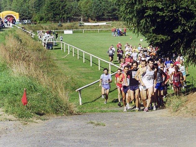 Běh Kovohutěmi 2008.